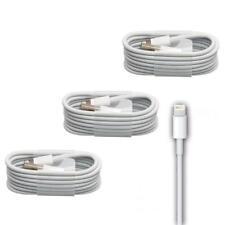 3x Ladekabel Lightning USB / 2m / 200cm / iPhone iPad 5 5S 6 6S 7 8 X Plus mini