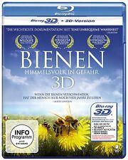 Bienen - Himmelsvolk in Gefahr [3D Blu-ray + 2D Version) NEU (918)