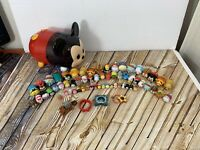 Tsum Tsum Huge Lot 66pcs +Mickey Mouse Carrying Case