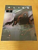 ALIEN FILMARENA XL DOUBLE LENTICULAR FULLSLIP Blu Ray Steelbook Limited #/400