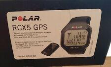 RELOJ PULSÓMETRO POLAR RCX5 GPS NEGRO