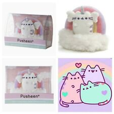 Pusheen Pusheenicorn on Cloud Sparkly Unicorn Collector Set FREE P&P By Gund New