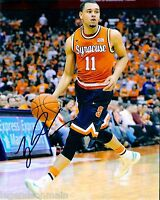 Tyler Ennis Phoenix Suns Signed Autographed 8x10 Photo LOM COA (PH3078)