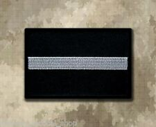 Thin Silver Line Patch, Correction Officers, Prison Guards