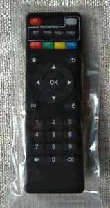 Fernbedienung ANDROID TV-Box H96 M8N M8C M8S V88 M10 M12 X96 MXQ Pro Z28 T95NXZ