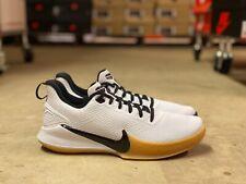 Nike Mamba Focus Kobe Mens White/Black Basketball Shoe AJ5899-100 NEW Multi Szs