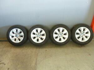 Alufelgen Original BMW E60-61 6758774-7 225/55 R16
