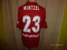 "SV Wehen Wiesbaden Nike Matchworn Trikot 2012/13 ""BRITA"" + Nr.23 Mintzel Gr.M"