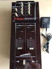 UsedVestax PMC-06Pro D Samurai DJ Turntable Mixer w/ adapter DHL