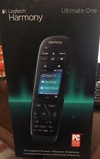 Logitech Harmony Ultimate One IR Remote with  Touch Screen Control