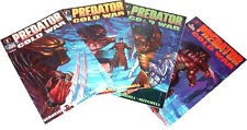 Predator:Cold War 4-Issue Comic Book Set- Dark Horse #1-4 Unread- Free S&H