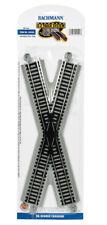 44540 Rail Croisement ballasté 30° Bachmann HO 1/87