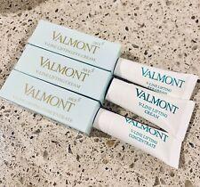 3x VALMONT AWF5 V Line Lifting Samples Cream Eye Cream Concentrate Serum FRESH