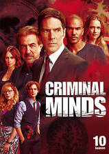 New Sealed Criminal Minds - The Complete Tenth Season DVD 10