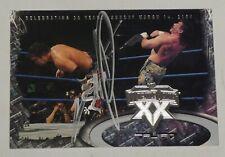 Yoshihiro Tajiri Signed 2004 WWE Fleer Wrestlemania XX Card #42 ECW Autograph