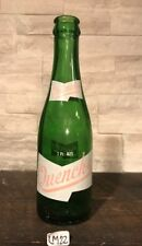 vintage Green Soda POP  Bottle - green QUENCH-o  Wilkes Barre Pa