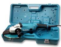 """Makita - GA9020KD/2 - 230mm 9"""" Angle Grinder Case & Blade 240v"""
