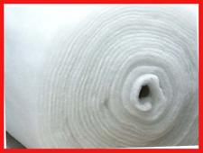 5m Length x 137cm 54 Inch of 4oz Polyester Wadding   Professional Quality Dacron