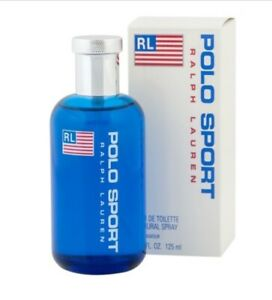 Ralph Lauren Polo Sport 125mL EDT Spray Authentic Perfume for Men COD PayPal