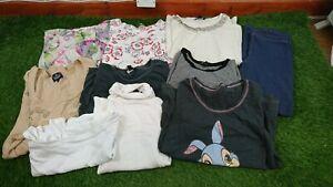 Women's Size 12 Mixed Clothes Bundle X10 Items High Street Brands LB6