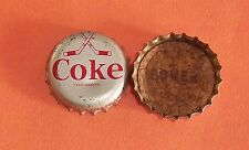 Coke Caps Hockey 1965-66 Crossed Sticks Player Johnny Bower send in contest