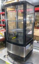 Berg 4 Sided 2 Door Pass Through Countertop Merchandising Refrigerator Brm 2d