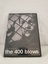 Truffaut The 400 Blows Dvd Criterion Collection #5 Like New Free Shipping