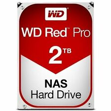 "Wd Red Pro 2 Tb 3.5"" Internal Hard Drive - Sata - 7200 - 64 Mb Buffer"