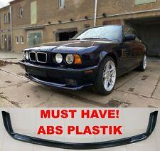 BMW E34 SPOILER FRONT BUMPER M-TECH STYLE SPLITTER LIP SPOILER WITH FASTENINGS