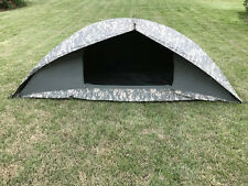 Military ICS ORC Improved Combat Shelter One Man Tent ACU Used in GOOD Condition