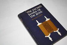 The sacred books of The Jews Harry Gersh  Jewish book