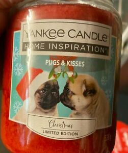Yankee Candle Home Inspiration Pugs & Kisses Large Jar