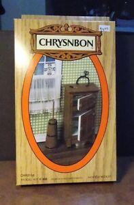 Dollhouse Miniature Ice Box Set Kit Chrysnbon 1:12 inch scale E63 Dollys Gallery