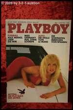 PLAYBOY (D) giugno 1982 6/82 per il compleanno Bettina Mey
