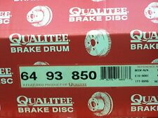 Qualitee made in Canada R93850 Front & Rear Disc Brake Rotor Corvette Escalade