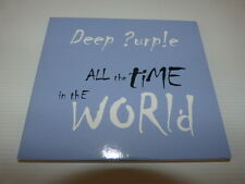 DEEP PURPLE - Digipack CD !!! ALL THE TIME IN THE WORLD !!!