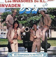 Los Invasores De Nuevo Leon : Me Rompieron Tu Retrato CD