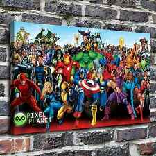 Justice league Painting HD Print on Canvas Home Decor Wall Art Pictures posters