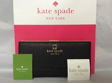NWT Classic Authentic Kate Spade Southport Avenue Stacy Bifold Wallet Coin Purse