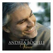 Best of Andrea Bocelli: Vivere [CD+DVD] [Deluxe Edition] by Andrea Bocelli
