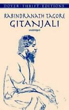 Gitanjali (Dover Thrift Editions) by Tagore Paperback Book The Fast Free
