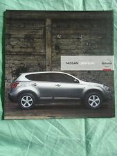 Nissan Qashqai brochure Nov 2006