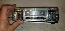 1969 1968 dodge charger am/fm radio oem mopar ipod mini plug thumbwheel 68 69