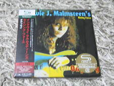 YNGWIE MALMSTEEN ODYSSEY RARE OOP JAPAN MINI-LP SHM-CD
