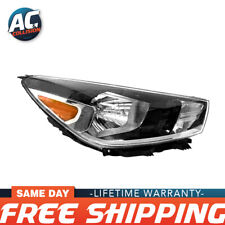 20-16281-00 Headlight Assembly Halogen Passenger Side for 2018-2019 Kia Rio