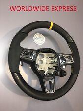 14-18 Porsche Alcantara CARBON steering wheel 911 970 991 RS 958 Cayman Macan