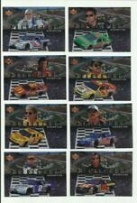 1998 Upper Deck Victory Circle Predictor Plus Cel 20 Card Nascar Racing Set