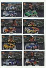1998 Upper Deck Victory Circle Predictor Plus Cel 20 Card Nascar Racing Set