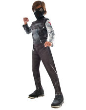 "Winter Soldier,Kids Civil War Costume,Large, Age 8 - 10 years, HEIGHT 4' 8"" - 5'"