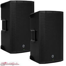"Pair of Mackie Thump12A 1300W 12"" Class-D Powered PA Loudspeakers"